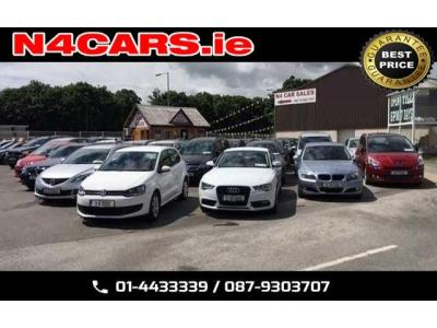 N4 Used Car Sales M50 Dublin City Toyota Audi Bmw Trade In Finance