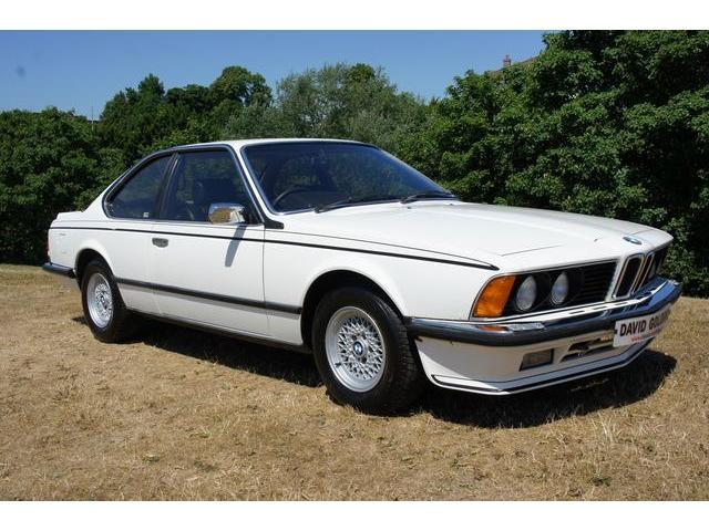 1983 BMW 6 Series 635CSI