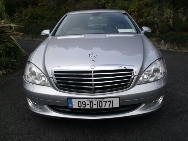 2009 Mercedes-Benz S Class - Image 12