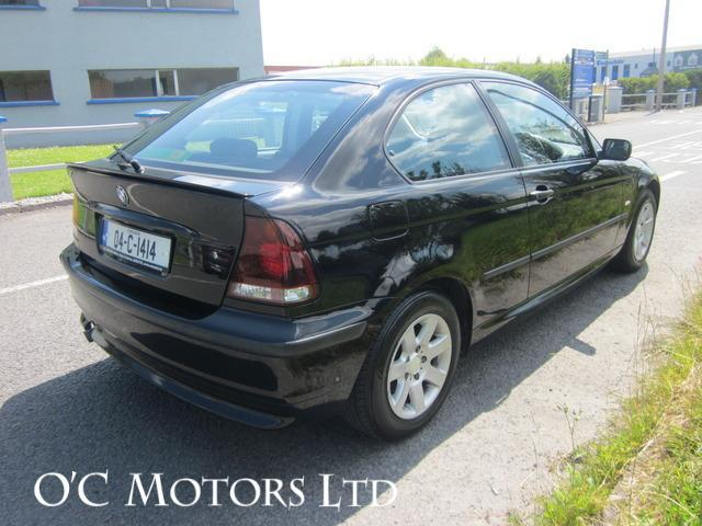 2004 bmw 316 316 ti compact 3dr e46 n42 1 8 31 price 2 500 1 8 petrol for sale in cork on. Black Bedroom Furniture Sets. Home Design Ideas