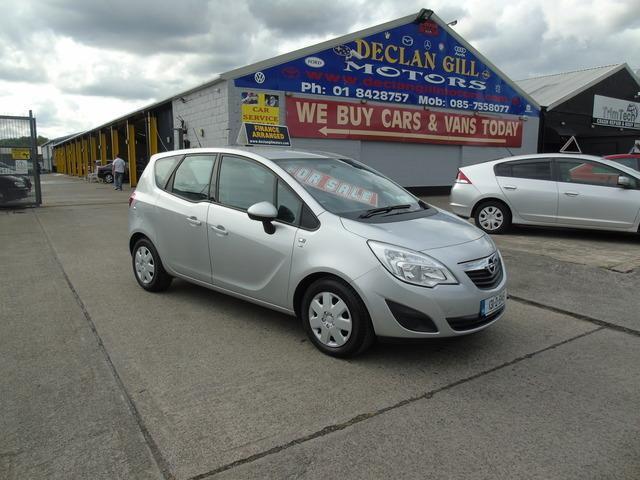 2013 Opel Meriva 1.4 Petrol