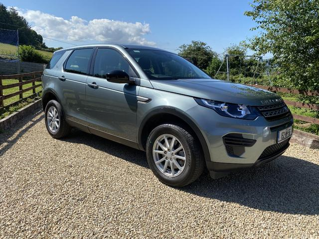 2015 Land Rover Discovery Sport 2.2 Diesel