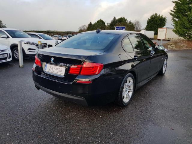 2012 BMW 5 Series - Image 6