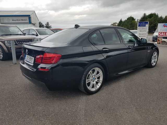 2012 BMW 5 Series - Image 4