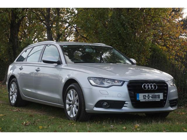 2012 Audi A6 2.0 Diesel