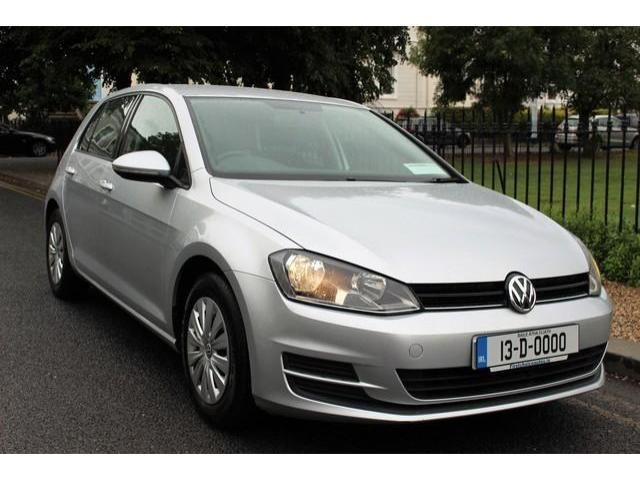 2013 Volkswagen Golf 1.6 Diesel