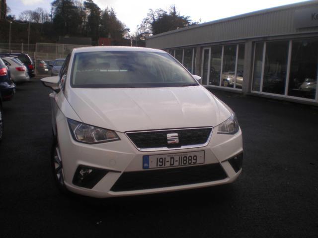 2019 SEAT Ibiza 1.0MPI 80HP SE