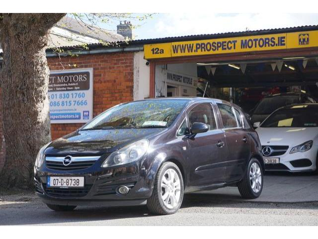 Prospect Motors Sell Used Cars From Their Northside Drumcondra