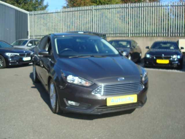 2018 Ford Focus Zetec Edition 1.0T EcoBoost 125ps