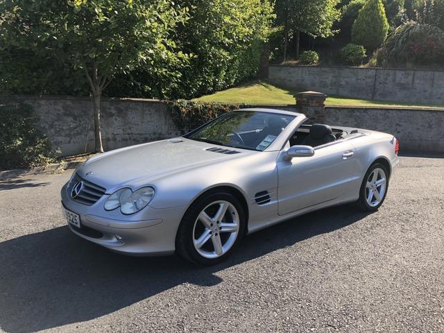 2004 Mercedes-Benz SL 350 3.5 Petrol