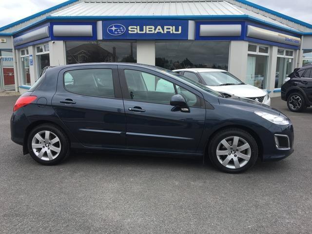2012 Peugeot 308 1.6 HDI ACTIVE 92BHP
