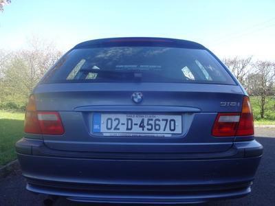 2002 BMW 318 - Image 5