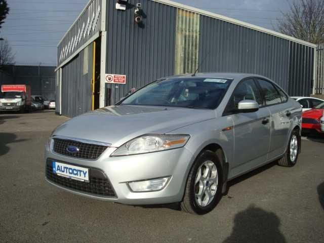 2010 Ford Mondeo Style 1.8tdci 100PS  4DR NCT 5/20 MOTOR TAX 7/20