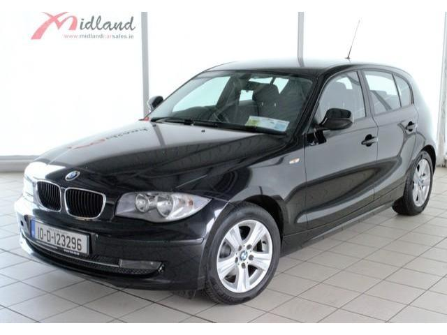2010 BMW 1 Series 118 D SE 5DR