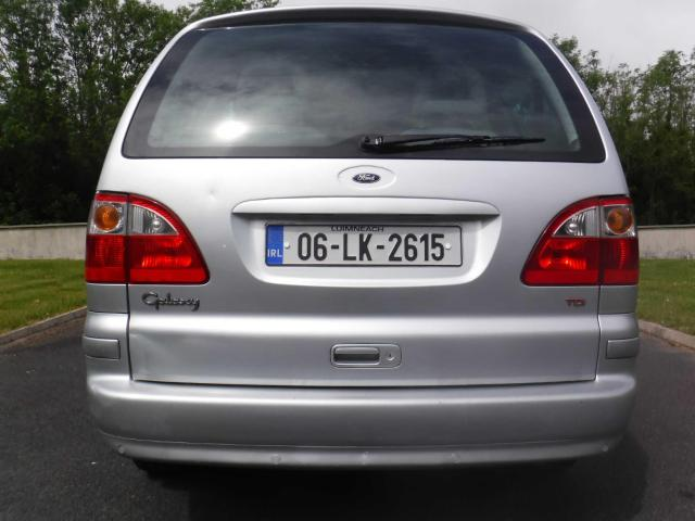 2006 Ford Galaxy - Image 25
