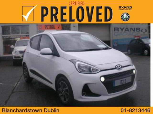 2017 Hyundai i10 Premium 1.0 Manual
