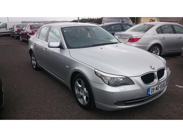 2009 BMW 5 Series 2.0 Diesel
