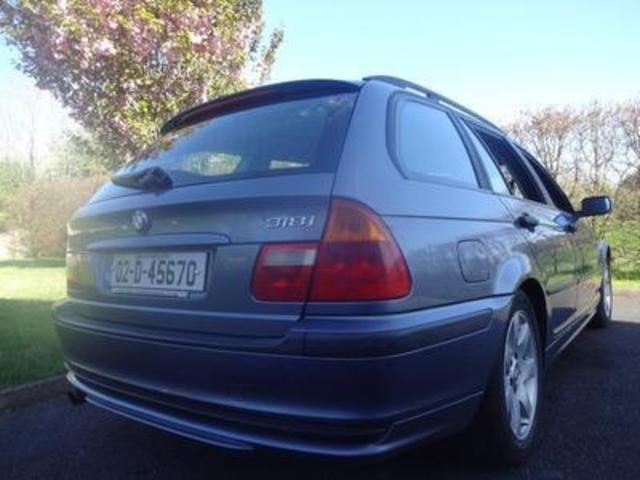 2002 BMW 318 - Image 4