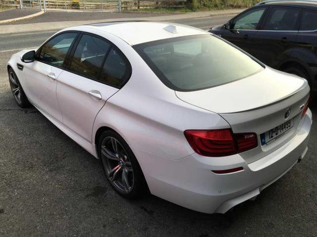 2012 BMW M5 - Image 3