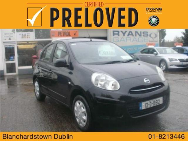 2012 Nissan Micra 1.2 5DR