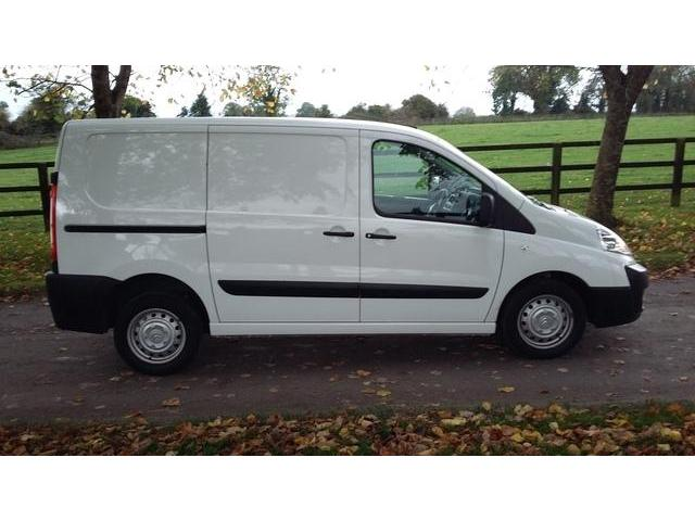 2016 Citroen Dispatch 1.6 hdi