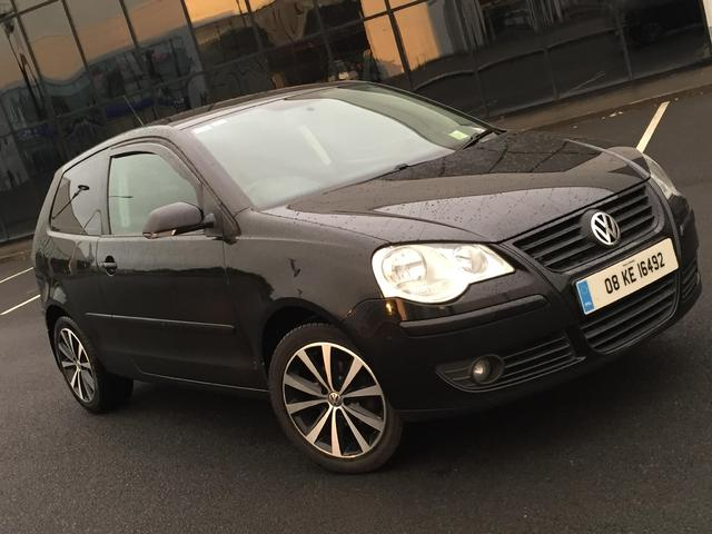 2008 Volkswagen Polo 1.4 TDI S 70PS 3DR