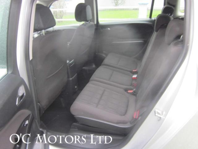 2012 Vauxhall Zafira Tourer - Image 9