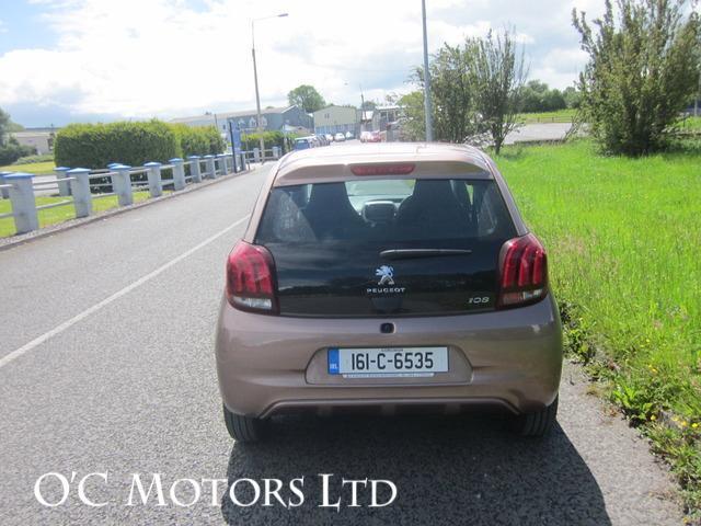 2016 Peugeot 108 - Image 2