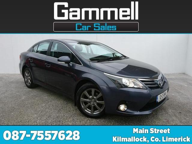 Gammell Car Sales 2012 Toyota Avensis