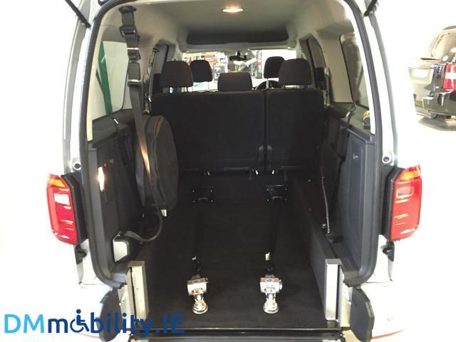 2020 Volkswagen Caddy Maxi Life - Image 8