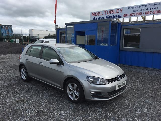 2015 Volkswagen Golf 2.0 Diesel