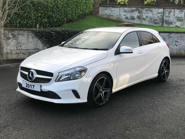 2017 Mercedes-Benz A Class 1.5 Diesel