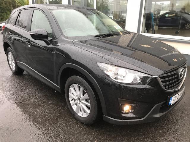 2017 Mazda CX-5 2.2 Diesel