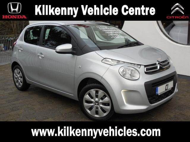 Kilkenny Vehicle Centre New Honda Kilkenny New Citroen Kilkenny