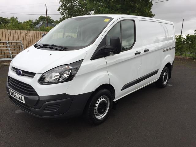 2016 Ford Transit Custom 270 LR P/V