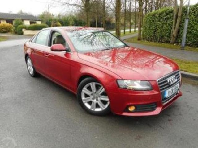 2011 Audi A4 2.0 TDI Technik 136PS