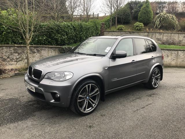 2013 BMW X5 3.0 Diesel