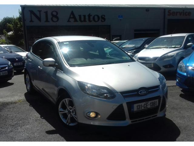 2013 Ford Focus Low Mileage 1.6 TDCi