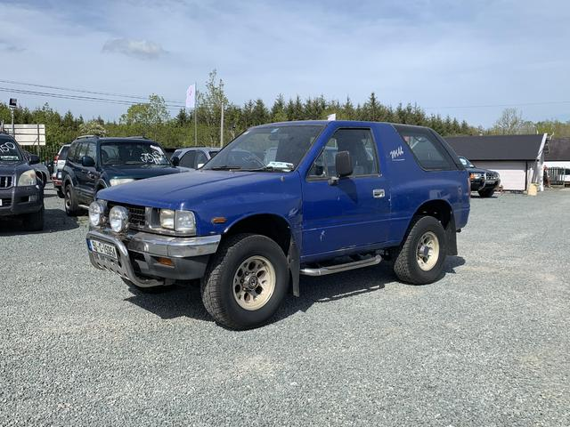 1991 Isuzu Mu 2.8 Diesel