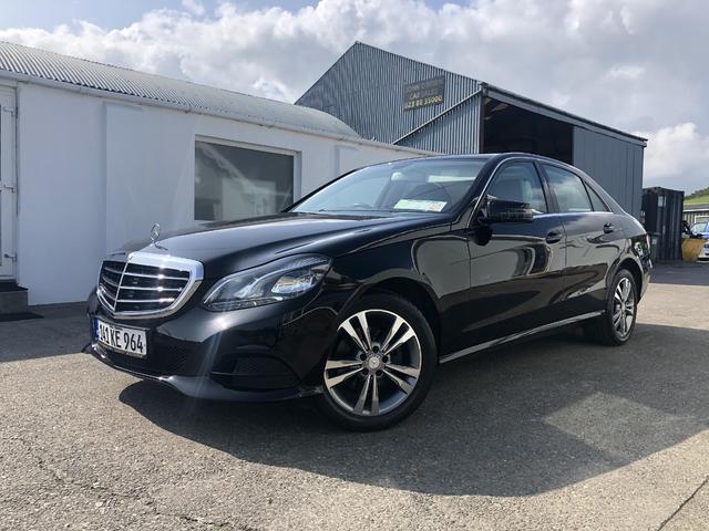 2014 Mercedes-Benz E 200 2.1 Diesel