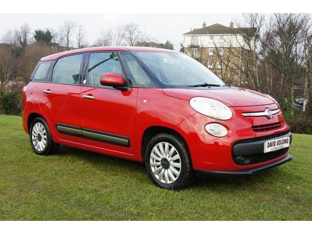 2014 Fiat 500l 1.2 Diesel