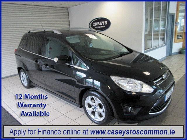 2012 Ford Grand C-Max 1.6 Diesel