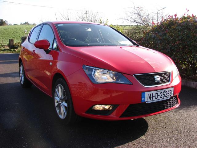 2014 SEAT Ibiza 1.2 TDI 75HP Sport