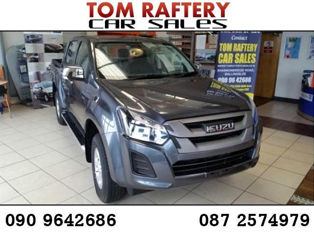 2019 Isuzu D-MAX 2019 (191) Isuzu D-MAX (ORDER YOUR 2019 D-MAX NOW) €2000 Scrappage deal VAT Invoice Available