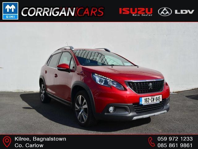 2016 Peugeot 2008 1.6 Diesel