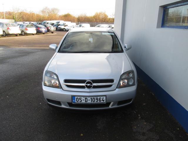 2005 Opel Vectra 1.9 CDTI NJOY 150PS
