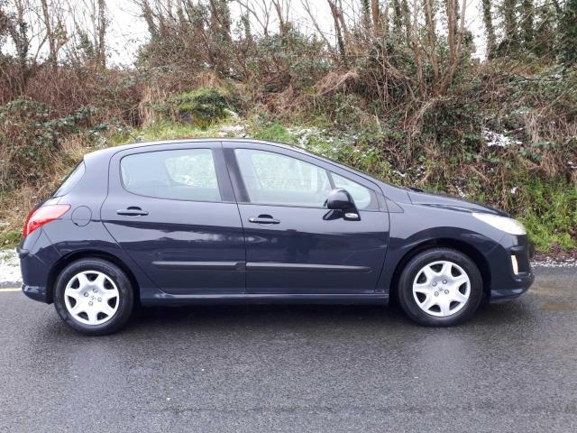 2009 Peugeot 308 1.6hdi S 110BHP 5DR