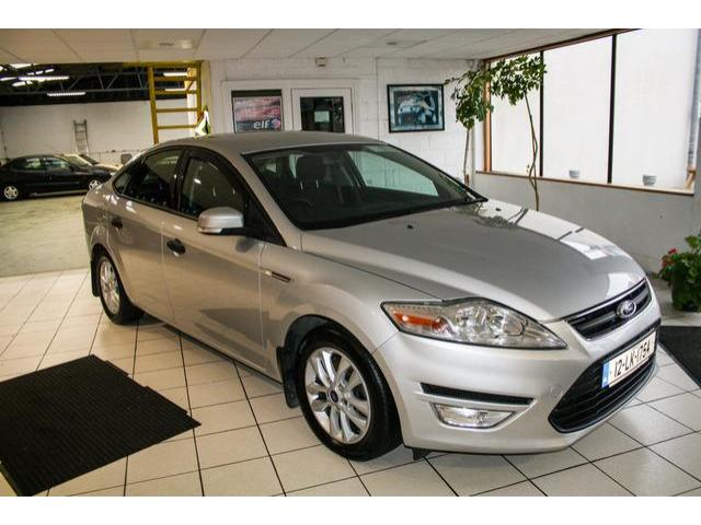 2012 Ford Mondeo 1.6TDCI STYLE 115PS