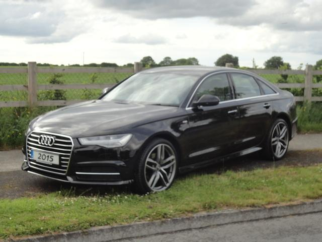 2015 Audi A6 SORRY NOW SOLD SOLD SOLD