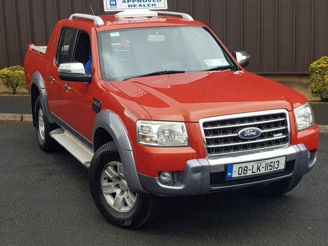 2008 Ford Ranger 3.0 TDCI Wildtrak 4Dr